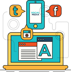 social media management company in delhi