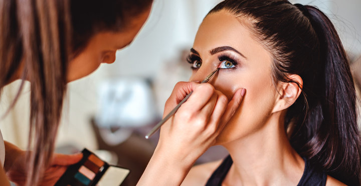 best makeup artist website development company delhi
