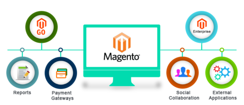 best magento website development company