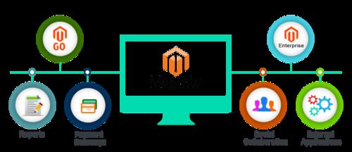 best magento website development company